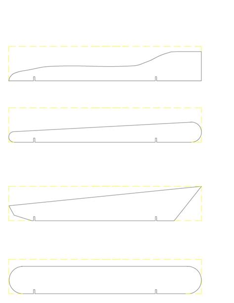 25 best ideas about pinewood derby car templates on