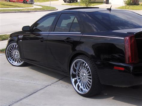 custom rubber sts houston cadillac sts 2005 cadillac sts quot quot the beast quot quot houston