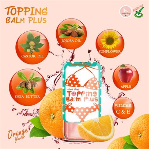 Sale Topping Balm Plus By Baby Pencerah Ori Thailand 1 baby topping balm plus 30g end 4 4 2019 4 49 pm