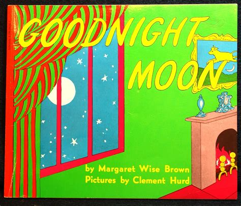 goodnight and books goodnight moon by margaret wise brown genesisarts and books