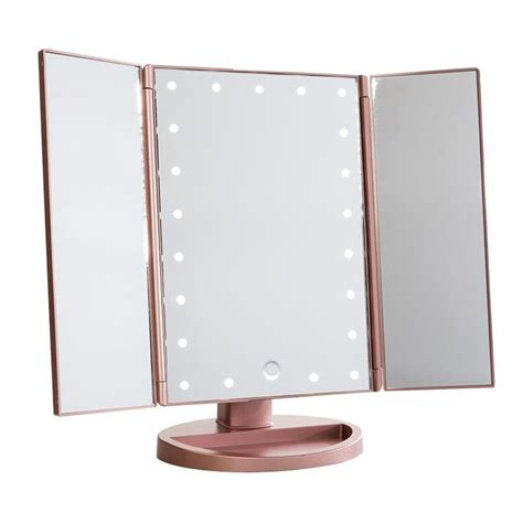 makeup desk with mirror 25 best ideas about led makeup mirror on