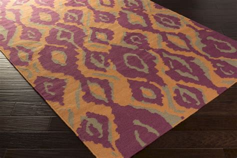 Plum Colored Area Rugs Surya Beth Lacefield Alameda Amd 1060 Tangerine Plum Taupe Closeout Area Rug 2015