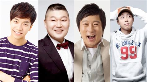 lee seung gi eun ji won lee seung gi kang ho dong lee soo geun and eun ji won