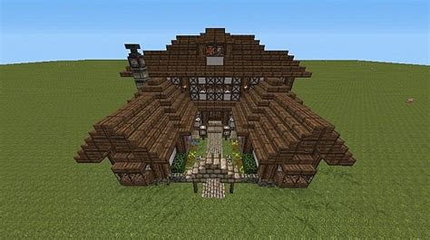 cute minecraft house cute little medieval house minecraft project