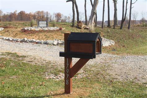 Decor Kitchen Ideas Wood Mailbox Designs Unique Hardscape Design Choosing