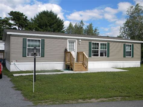 Mobil Home by Single Wide Homes In New York Vermont Contact Mh