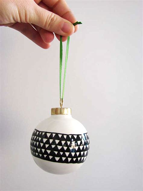 diy ornament 12 diy ornaments for a festive tree