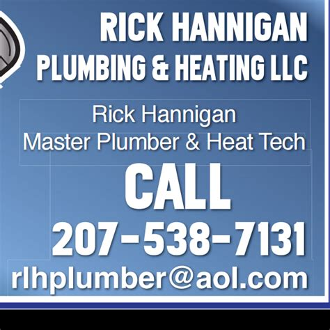Littleton Plumbing And Heating by Rick Hannigan Plumbing Heating Llc In Littleton Me 04730