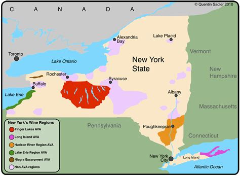 finger lakes ny map finger lakes of new york state apple forum