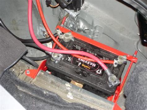 ls that run on batteries bmr battery relocation tray ls1tech camaro and