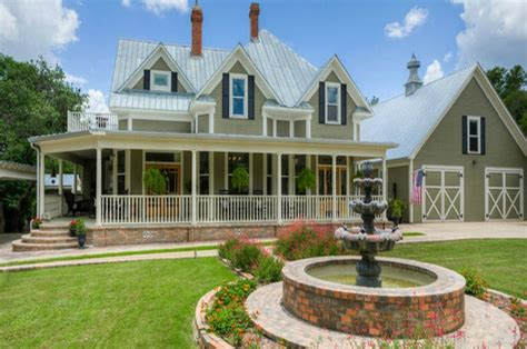 epic farm house restoration 33 about remodel home design this restored farmhouse is a dream hill country estate