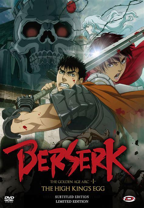 film anime berseri terbaik buy dvd berserk film 01 the high king s egg dvd nl