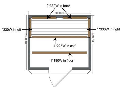Shape Up Warp Sauna 2 person carbon far infrared sauna wayfair