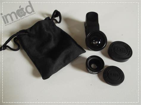 Lieqi Uni Clip Lens Lq 001 Fish Eye Macro Wide ร ว ว lieqi lq 001 quot universal clip lens สำหร บท กคน quot iphonemod