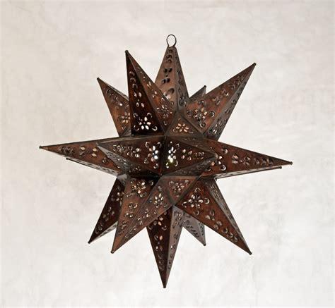best 28 large moravian tin moravian star light large
