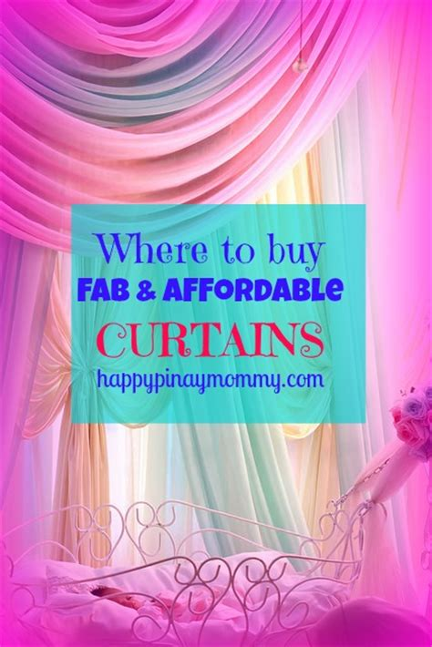 curtains for sale philippines where to buy curtains in the philippines happy pinay mommy