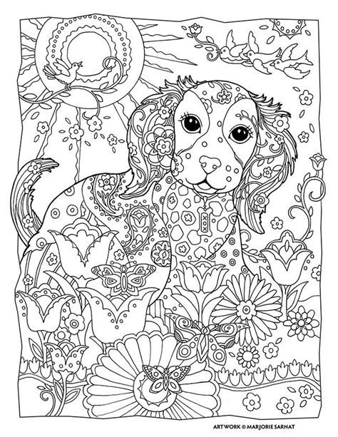 dog coloring pages for adults phone coloring dog coloring