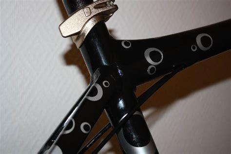 Autoaufkleber Drucken Dresden by Fahrradaufkleber Einfach Vom Fahrrad Entfernen Die