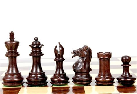 wooden chess set wooden chess set pieces rose wood emperor staunton extra