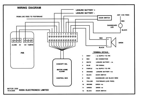 alarm wiring diagrams alarm free engine image for user