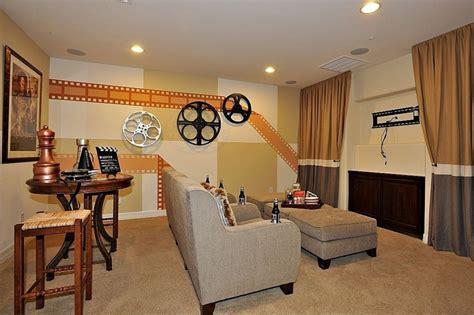 film themed bedroom movie reel themed media room children s room designs
