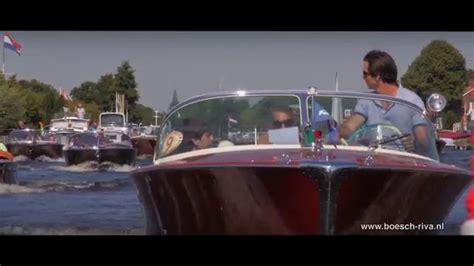 riva boats nederland wooden boat event 2014 boesch riva netherlands