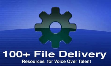 voice over resources file storage and delivery resources home studio audio