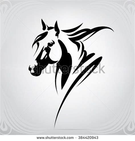 best 25 horse silhouette ideas on pinterest horse
