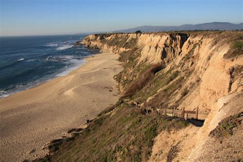 where is half moon bay california on a map cowell ranch half moon bay ca california beaches