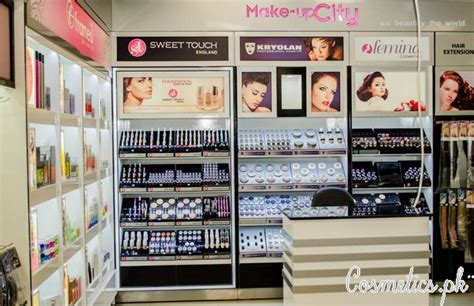 Makeup Shop 5 best cosmetics shops in lahore addresses contacts
