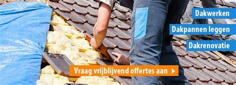 dakpannen leggen zelf dakpannen leggen of vervangen de dakdekker geeft advies