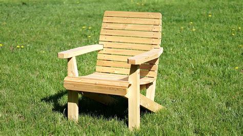 lawn chair featuring dewalt flexvolt tools