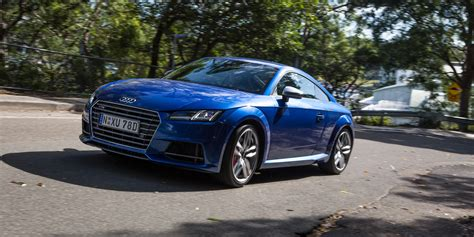 audi coupe cars 2017 audi tt s coupe review caradvice