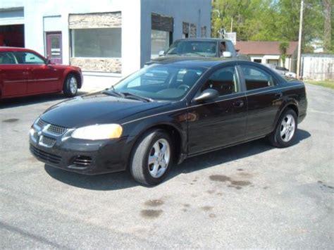 Buy Used 2005 Dodge Stratus Sxt In Smithland Kentucky