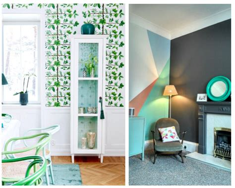 wallpaper vs paint wallpaper vs paint which is better for you wma property