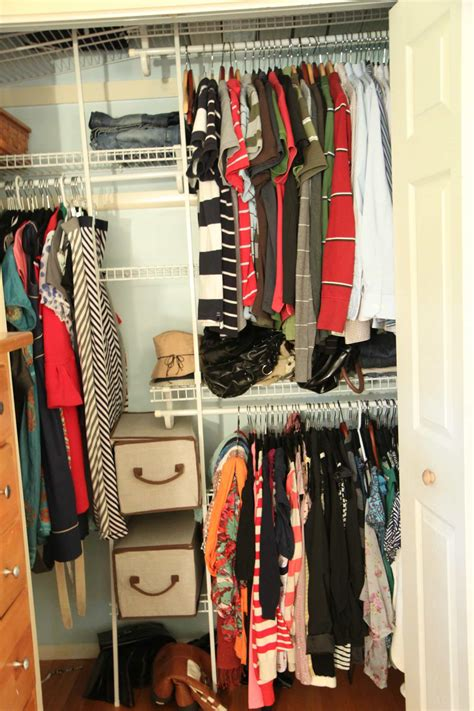 organizing small closet tips tools for affordably organizing your closet momadvice