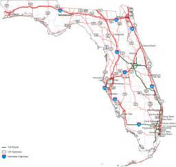 map of florida state map of usa united states maps