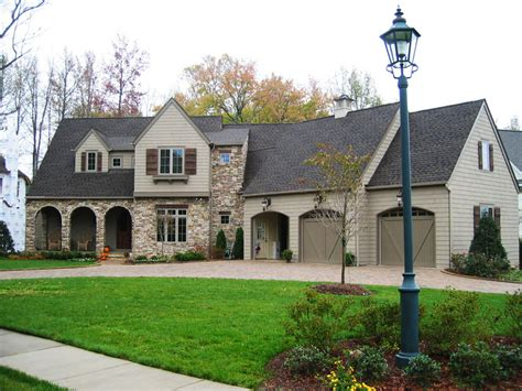 english cottage homes kearns and company old world homes and myers park infill