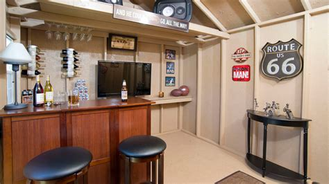 shed interior ideas backyard bar shed ideas build a bar right in your