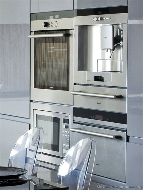 upscale kitchen appliances luxury kitchen appliances built in oven coffee maker