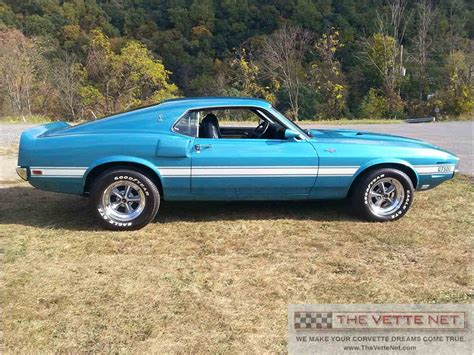 69 shelby mustang for sale 1969 ford shelby gt500 ram air mustang for sale