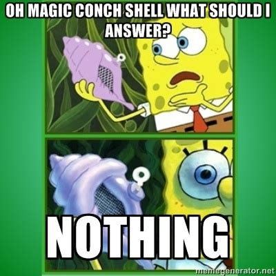 Spongebob Magic Meme - pin by zo 235 clement on funny pinterest