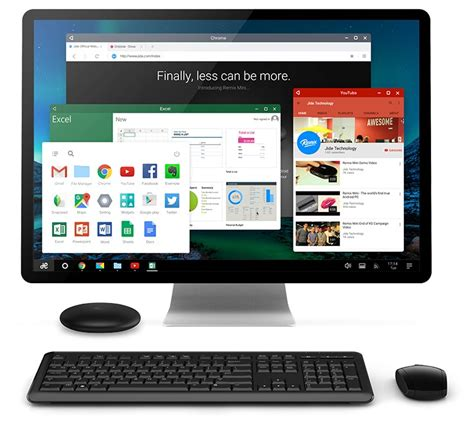 Tv Dengan Os Android lebih dalam mengenal remix os android versi pc dengan rasa windows winpoin