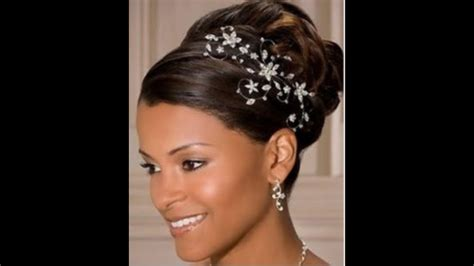 Wedding Hairstyles For Black Brides by 50 Wedding Hairstyles For Brides And Black