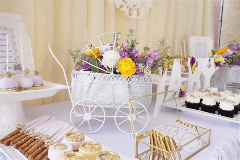 Purple And Yellow Baby Shower by Purple And Yellow Carriage Baby Shower Project Nursery