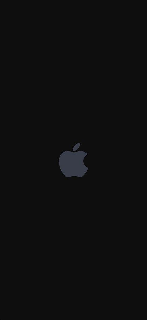 iphone apple logo dark art illustration wallpaper