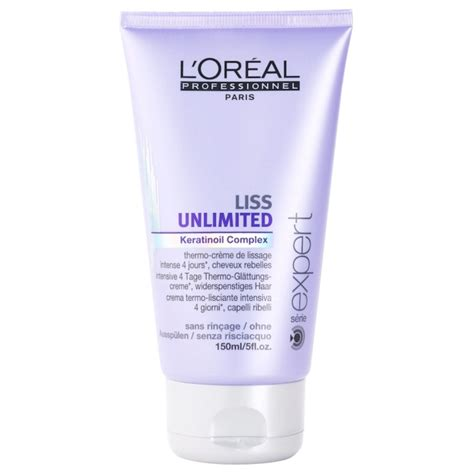 Loreal Smoothing l or 233 al professionnel s 233 rie expert liss unlimited