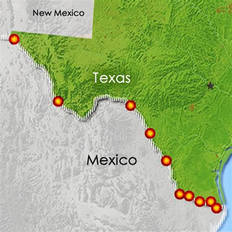 map texas mexico border usda market news texas border crossings usda s market ne flickr