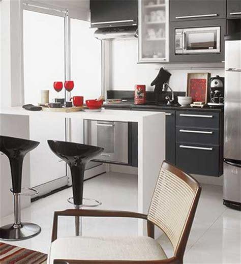 banquetas  cozinha americana fotos  modelos