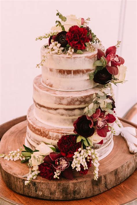 Wedding On Cake by Best 25 Rustic Wedding Cakes Ideas On